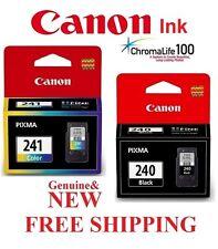 Canon Printers 2 X PACK Black/Color Genuine Ink Bundle