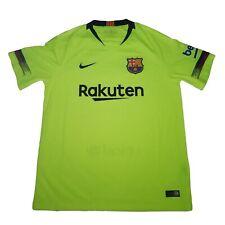 Maglia Calcio FC BARCELLONA 2018/19 Nike Barcelona Barça Shirt Jersey Camiseta L