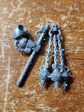 Warhammer 40k Dark Angels Bits: Deathwing Terminators Flail of the Unforgiven