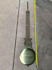 Antique/Vintage Grandfather Clock pendulum