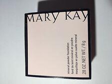 mary kay mineral powder foundation bronze 5