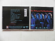 CD Album TOM PETTY AND THE HEARTBREAKERS You're gonna get it ! 8122-78178-2