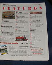 RAILWAY MODELLER VOLUME 49 NUMBER 567 JANUARY 1998 - TRAFFORD BANK