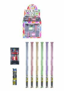 12 x New Boys Wars Self Inflating Light Star Birthday Gift Party Bag Filler Toys