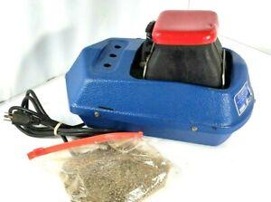 Rio Grande 202063 Mini Sonic Vibratory Finisher Tumbler w/ 1300g SS Medium
