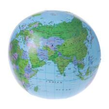 40CM Inflatable World Map Globe Balloon Beach Ball Education Geography Kid Toys