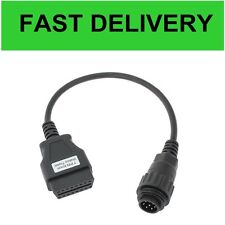 7 PIN KNORR TO OBD II DIAGNOSTIC CABLE FOR  TRAILERS ABS, EBS SYSTEMS