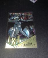 1996 Pinnacle Starburst Hh #155 Ken Griffey JR. Mariners