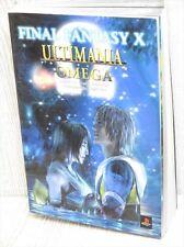 FINAL FANTASY X 10 Ultimania Omega Guide PS2 Book DC13*