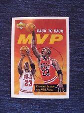 1992-93 Upper Deck - Michael Jordan - Chicago Bulls - 67
