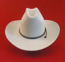 Vintage STETSON 5X Fur Felt Western Hat RARE COWBOY COUNTRY ORLANDO KISSIMMEE