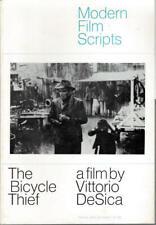 B0006Bvxj0 The bicycle thief A film Modern film scripts