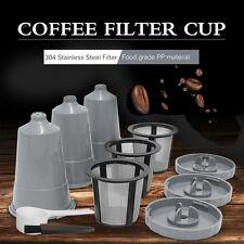 BRBHOM Reusable My K-Cup Coffee Filter for Keurig B30 B31 B40 B50 B60 B70 B71