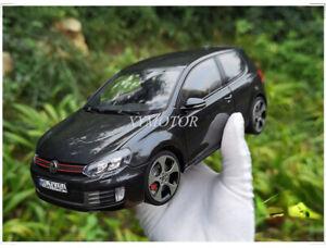 Norev 1/18 VW Volkswagen Golf GTI 6 Gen 2009 Diecast Model Car Toys Gifts Gray