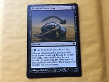 Miscut Surgical Extraction New Phyrexia Misprint MTG Magic GENUINE