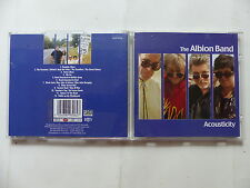 CD Album THE ALBION BAND Acousticity TRACD 306 Country