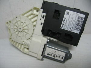 2006-2009 VOLVO C70 CONVERTIBLE Driver Window Motor Control Module WITHOUT BLIS