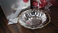 Avon Silver Plated Dish & Ariane Scent Sachet - The Hudson Manor Collection