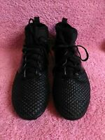 Adidas Indoor Turf Soccer Shoes- MEN'S SIZE- 9 SOCK GLOVE WITH LACES, LOOK!!!!!