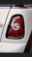 MINI Cooper Tail light Surround Covers (Gloss Black) R56 R57 R58 R59 Blackout