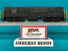 49565 Pennsylvania Atlas N Scale Trainmaster DCC Ready NIB