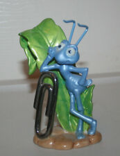 Disney A Bug's Life Flik Ceramic Figure Figurine Retired RARE