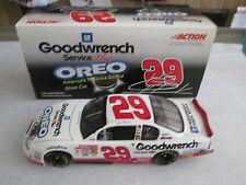 2001 Kevin Harvick action  #29 GM Goodwrench OREO