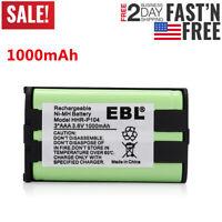1000mAh Ni-MH Cordless Phone Battery For Panasonic HHRP104 HHR-P104 Type 29 3.6V