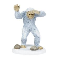 Department 56 Snow Village Yeti Accessory Figurine 6001693 Abominable Snowman