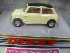 1/43 Dinky dy-21 mini cooper s 1964 beige con negro 35021