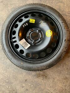 """VAUXHALL VECTRA (C) MK3 ASTRA 16"""" INCH SPACE SAVER SPARE WHEEL"""