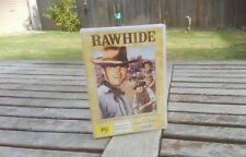 RAWHIDE THE COMPLETE FIRST SEASON DVD 7 DISC SET  BARELY USED  VERY GOOD
