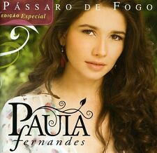 Paula Fernandes - Passaro de Fogo [New CD]