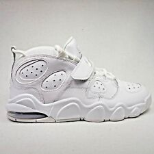 Nike Air CB 34 Retro Sir Charles Barkley Godzilla Triple All White Mens Size 8.5