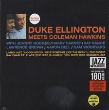 SEALED NEW LP Duke Ellington, Coleman Hawkins - Duke Ellington Meets Coleman Haw