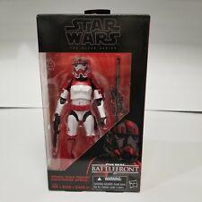"""Star Wars Black Series Imperial Shock Trooper Gamestop Exclusive 6"""" Inch Toy New"""