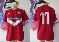 More details for brescia calcio 2013 2014 away shirt adidas jersey maglia #11 size l
