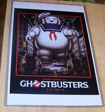 Ghostbusters 11X17 Horror Movie Poster Stay Puft Marshmallow Man