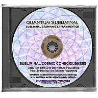 SUBLIMINAL COSMIC CONSCIOUSNESS-HIGHER SELF MIND EXPANSION-BRAIN WAVE MEDITATION