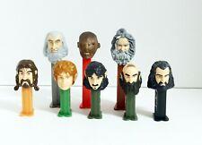 New ListingPez 8pc set The Hobbit