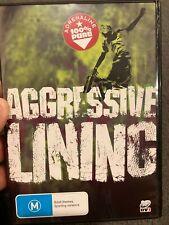 Aggressive Lining region 4 DVD (extreme sports / skating) ** CHEAP **