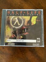 Half-Life: Counter-Strike (PC CD-ROM, Used, Sierra Studios, Valve, 2000, Rewolf)