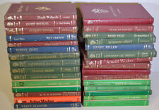 Lot 30 Twayne's Authors Volumes Henley Grass Musset Huysmans Laxness Nodier