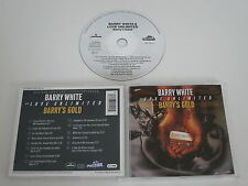 BARRY WHITE AND LOVE UNLIMITED(BARRY´S GOLD(MERCURY-POLYSTAR 832 142-2) CD ALBUM