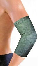 GREY TENNIS ELBOW SUPPORT ELASTIC ARTHRITIS BRACE SUPPORTS BANDAGE INJURIES GYM