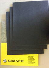 Wet and Dry Sandpaper P240 - P1200 25 sheets