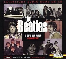 The Beatles in Their Own Words: A Rockumentary [Box] by The Beatles (5 CD, NEW!!