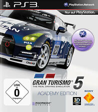 Sony PS3 Playstation 3 Spiel * Gran Turismo 5 Academy Edition ***********NEU*NEW