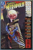 Superman Metropolis Secret Files #1 2000 DC Comics