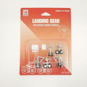 Hogan Wings 5200, Landing Gear for Boeing 747 Series, 1:200